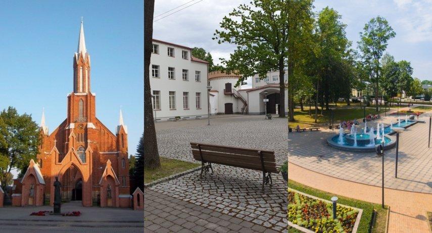 Trejiems metams į priekį išrinktos Lietuvos kultūros sostinės