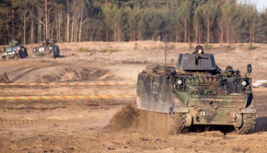 Valstybės gynimo taryba: naujas kariuomenės poligonas turi būti steigiamas Rūdninkuose