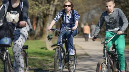 Kauno dviračių entuziastams vėl metamas iššūkis