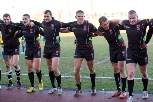 Lietuvos regbininkai stos į kovą su Liuksemburgo komanda