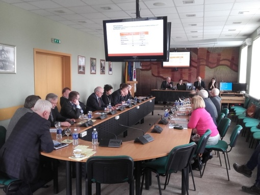 Marijampolės regiono plėtros taryba patvirtino iš ES struktūrinių fondų lėšų siūlomų bendrai finansuoti Marijampolės regiono projektų sąrašus