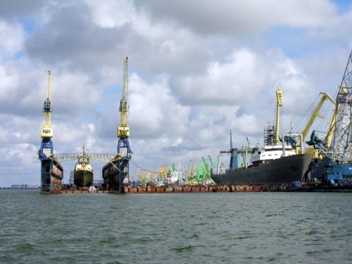 """Jūrų krovinių kompanijai """"Bega"""" vadovaus L.Rimkus"""