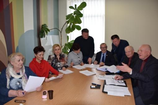 Valdančioji koalicija pristato darbų programą