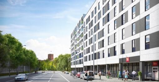 Vilniaus centre - naujas kvartalas