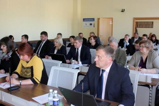 Šiaulių raj. savivaldybės tarybos posėdyje pritarta mokyklų tinklo pertvarkai