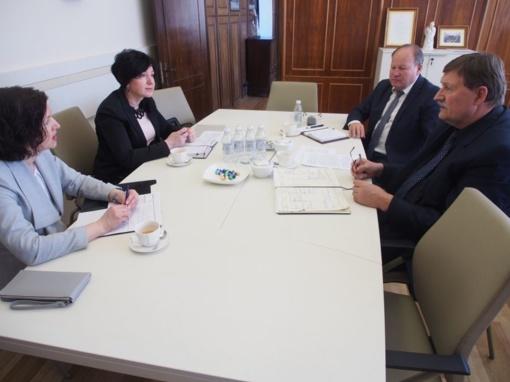 Savivaldybės ir mokesčių inspekcijos bendradarbiavimas bus dar aktyvesnis