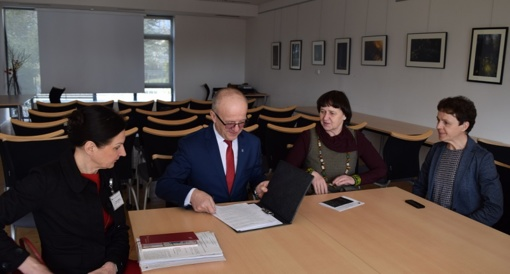 Pasirašyta bendradarbiavimo sutartis tarp Savivaldybės ir Nemuno kilpų regioninio parko