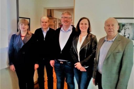 Po vizito Norvegijoje – šansas užmegzti verslo ryšius