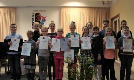 Alytaus muzikos mokyklos mokiniai − tarp Lietuvos geriausių gabiųjų mokinių