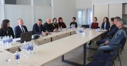 Žemaitijos sostinėje svarstoma steigti Šiaulių prekybos, pramonės ir amatų struktūrinį padalinį