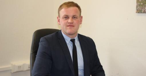Karolis Andrijauskas – Telšių rajono savivaldybės mero patarėjas