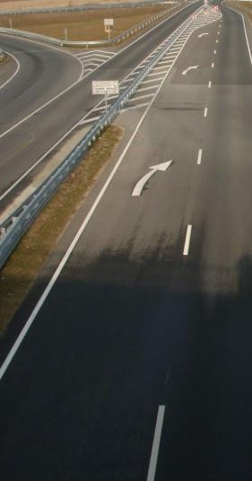 """""""Via Baltica"""" trasoje ties Panevėžiu – šiuolaikiški 2+1 eismo organizavimo sprendimai"""