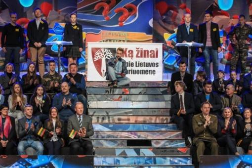 """Konkurso """"Ką žinai apie Lietuvos kariuomenę"""" organizatoriai dėkoja Lietuvos moksleiviams ir jų mokytojams už pilietiškumą"""
