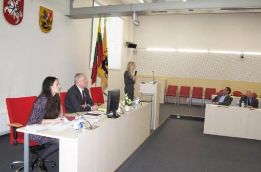 Marijampolės regiono plėtros tarybos posėdyje aptarti regionui aktualūs klausimai