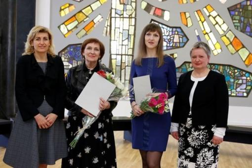 Nacionalinės Lietuvos bibliotekų savaitės atidaryme – geriausių 2016 m. bibliotekininkų apdovanojimai