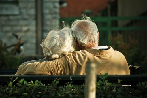 Šimtamečio meilės istorija: būsimą žmoną pamatė pakeliui į tremtį