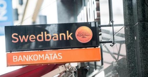 """Per pirmąjį metų ketvirtį """"Swedbank"""" Lietuvoje uždirbo 29 mln. eurų grynojo pelno"""