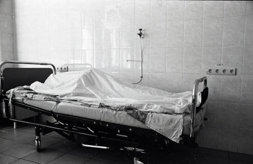 Į Mažeikių ligoninę komos būsenos pristatytas vyras ligoninėje mirė