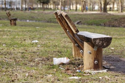 Šiauliečių skundai išgirsti - Lieporių parke žadamos permainos