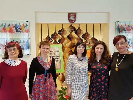 Tarptautinėje konferencijoje pristatyta Klaipėdos rajono etninės kultūros ugdymo patirtis