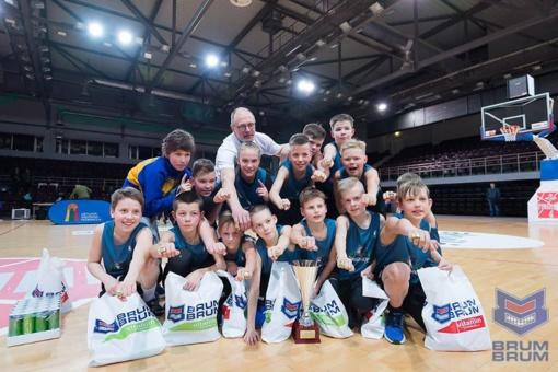 """Palangiškiai – """"Jr. NBA Lietuva"""" čempionato nugalėtojai"""