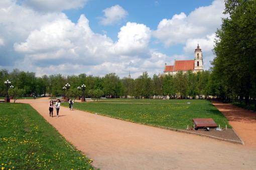 Idėjai Lukiškių aikštėje pastatyti Vyčio paminklą gresia žlugti