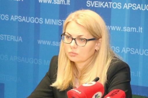 """Viceministrė K. Garuolienė: """"Psichotropinius vaistus medikai turėtų skirti atsakingiau"""""""