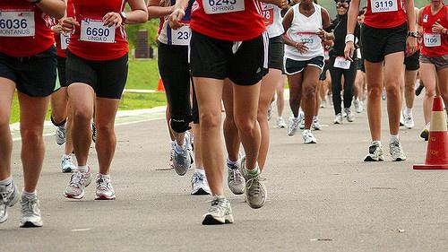 Bėgikė D. Lobačevskė: bėgti Alytuje - garbės reikalas