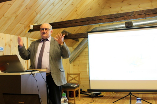 Konferencijoje pagerbti Lietuvą kūrę Užvenčio krašto vyrai