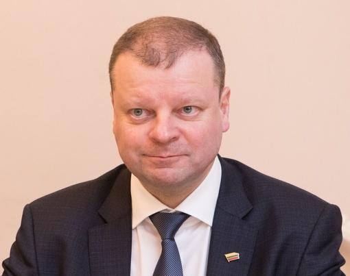 Premjeras: palaikau profsąjungų siekius dėl didesnių atlyginimų