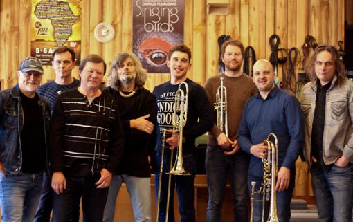 Gyčio Paškevičiaus grupės muzikantų prietarai ir ritualai