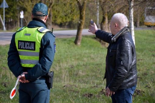 Artimiausiu metu policija atidžiau stebės, ar Bačiūnų gatvėje nedaromi KET pažeidimai