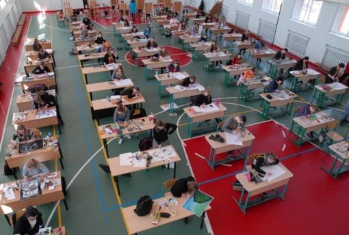 Sėkmingas Šilalės meno mokyklos mokinės pasirodymas 23-ojoje Lietuvos mokinių dailės olimpiadoje