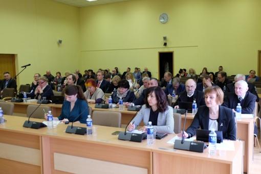 Pokyčiai bei svarbios aktualijos Vilniaus rajono savivaldybės taryboje