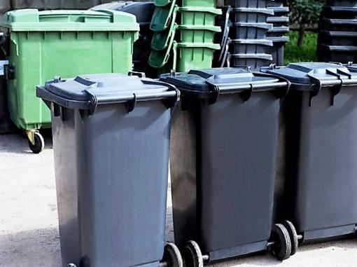 Kviečiame įmones pasirūpinti individualiais atliekų konteineriais