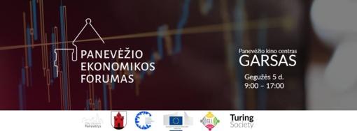 Gegužės 5-ąją - ekonomikos forumas