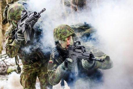 Mieste ir apylinkėse treniruosis Lietuvos kariai
