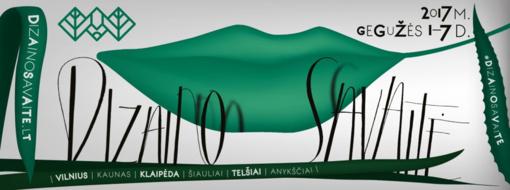 Šiauliuose– dizaino festivalis