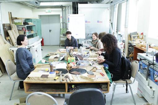 Telšių menų inkubatorius – platforma kurti moteriškoms platformoms