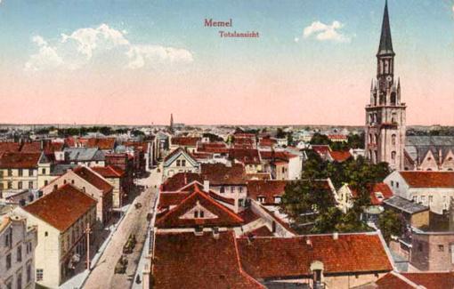 Klaipėdos senamiestyje - unikalus radinys
