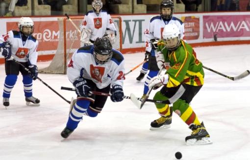 Lietuvos ledo ritulininkai pasaulio čempionato I diviziono B grupėje iškovojo bronzą