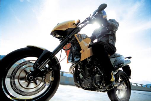 Joniškio rajone žuvo motociklo vairuotojas
