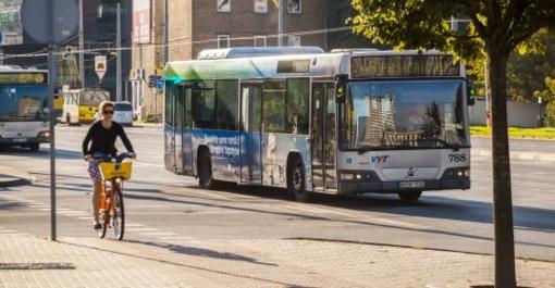 Vilnius ieško pusantro šimto autobusų pardavėjų