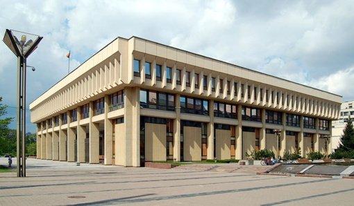 Socialdemokratai rinks Seimo frakcijos seniūną