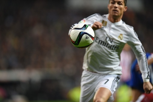"""Madrido klubų dvikovą laimėjo """"Real"""""""