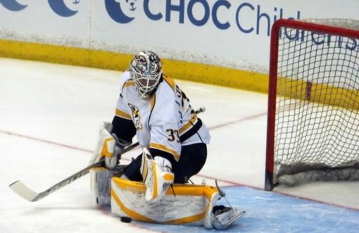 """""""Predators"""" klubas - per žingsnį nuo NHL Vakarų konferencijos finalo"""