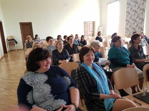 Seminare – apie užkrečiamąsias ligas