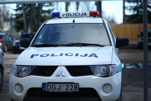 Utenos policija toliau ieško įtariamojo K. Aukštuolio