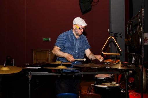 Festivalyje – afrikietiški ritmai ir improvizacija