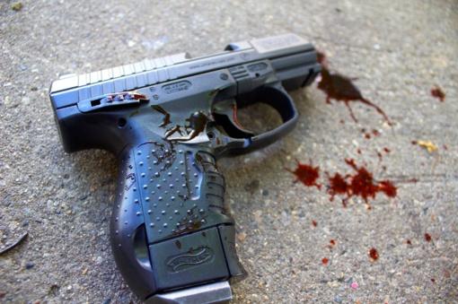 Teksaso koledže vaikinas nušovė merginą ir nusižudė